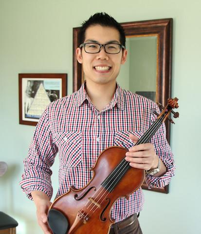 Tim violin picture